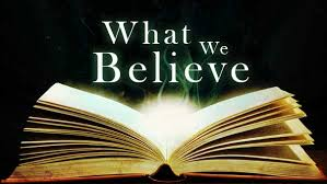 what we believe
