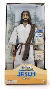 Jesus_God's Son